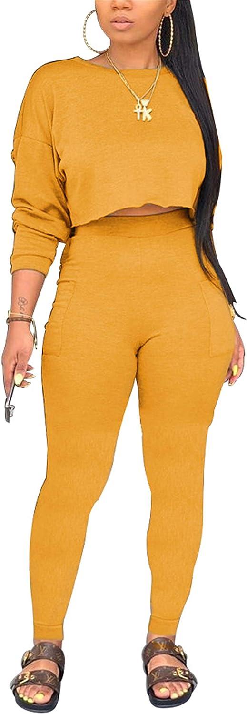 Women Causal Sales results No. 1 Long Sleeve Color Top Sweatshirt Columbus Mall Block Crop Bodycon