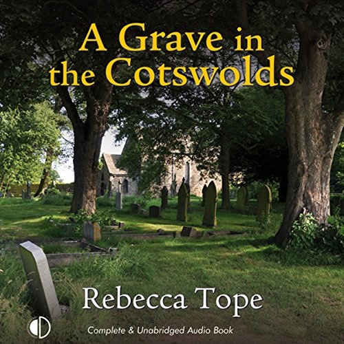 A Grave in the Cotswolds audiobook cover art