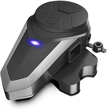 6SHINE Faros Focos Impermeables Ultra Ligeros UV Ultra Brillantes Accesorios para Motos L/ámpara de Niebla Que Ahorra energ/ía Amarillo
