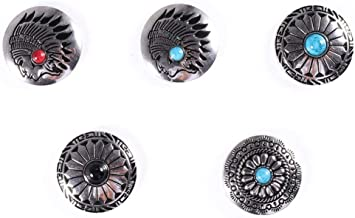 bohemian beads and buttons