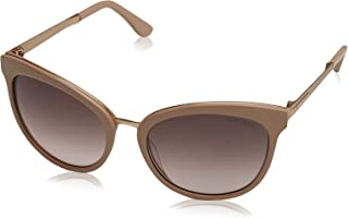 Brown-TF046171F Plum Lens Emma//Frame Tom Ford Sunglasses