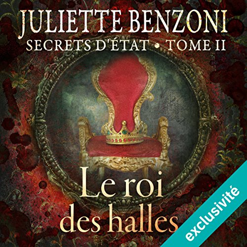 Le roi des halles audiobook cover art