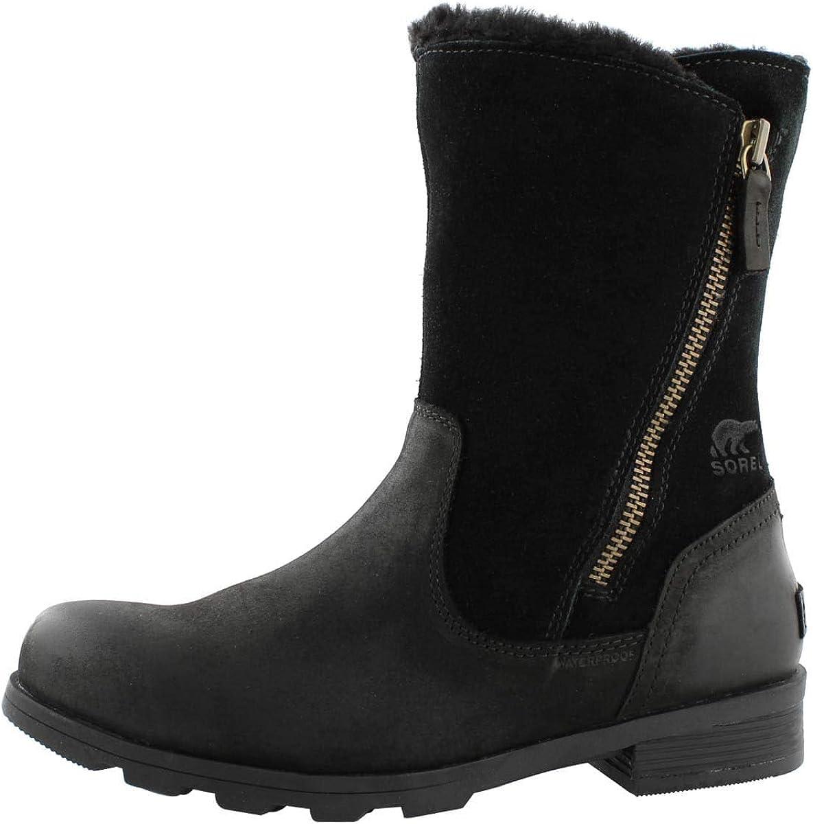 Sorel Womens Emelie Foldover Boot