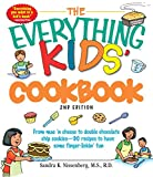 The Everything Kids' Cookbook: From mac 'n cheese to double chocolate chip cookies