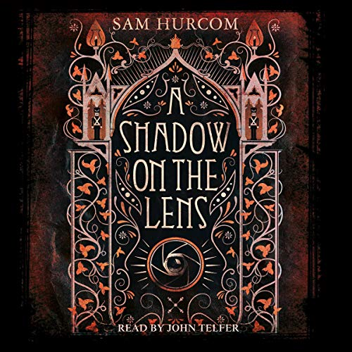 A Shadow on the Lens audiobook cover art