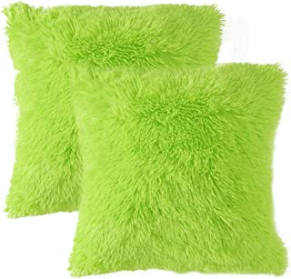 Best neon green pillows Reviews
