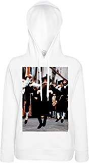 Fabulous Men's Sweatshirt Photo of Star C / él / ébrit / é Louis De Fun / ès Actor Fran / çais Vieux Cin / éma Original 4 Rabbi Jacob
