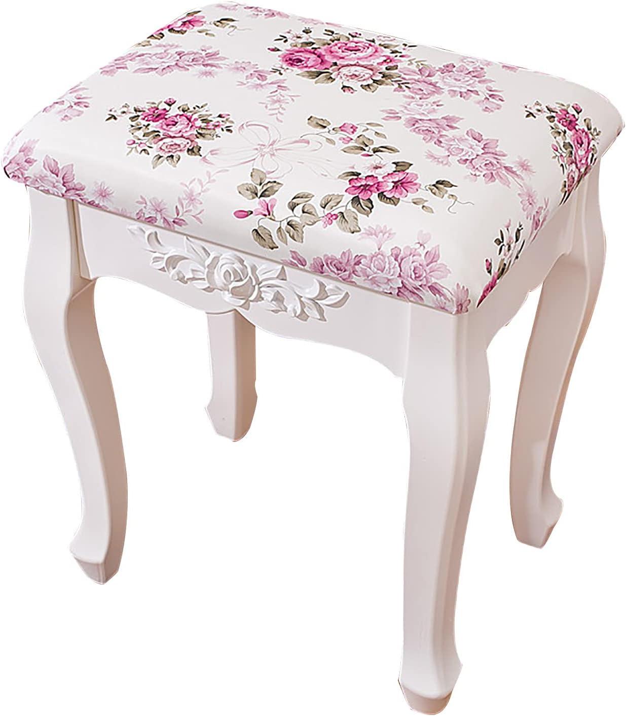 Seasonal Wrap Introduction Vanity Stool Dressing Padded Chair Makeup Be Spasm price Make Up Seat Piano
