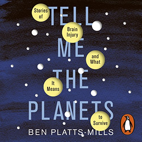 Tell Me the Planets audiobook cover art
