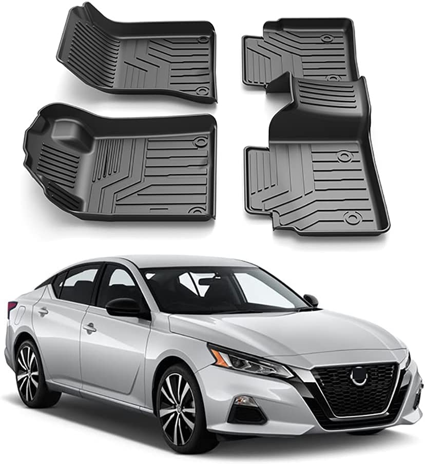 Being Up Car Floor Max 56% OFF Mats Fit Max 84% OFF 2019-2021 Altima All Nissan for Weat