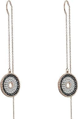 c8cf115d6 Swarovski generation pierced earrings rose white | Shipped Free at ...