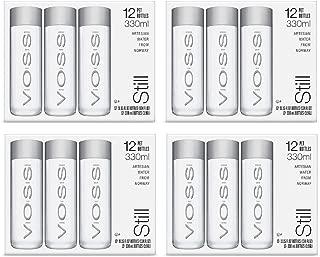 Artesian Still Water, 330 ml Plastic Bottles 11.15 Fl. Oz (Pack of 12) (4 Pack of 12 (11.15 Fl. Oz))