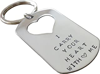 i carry your heart ring