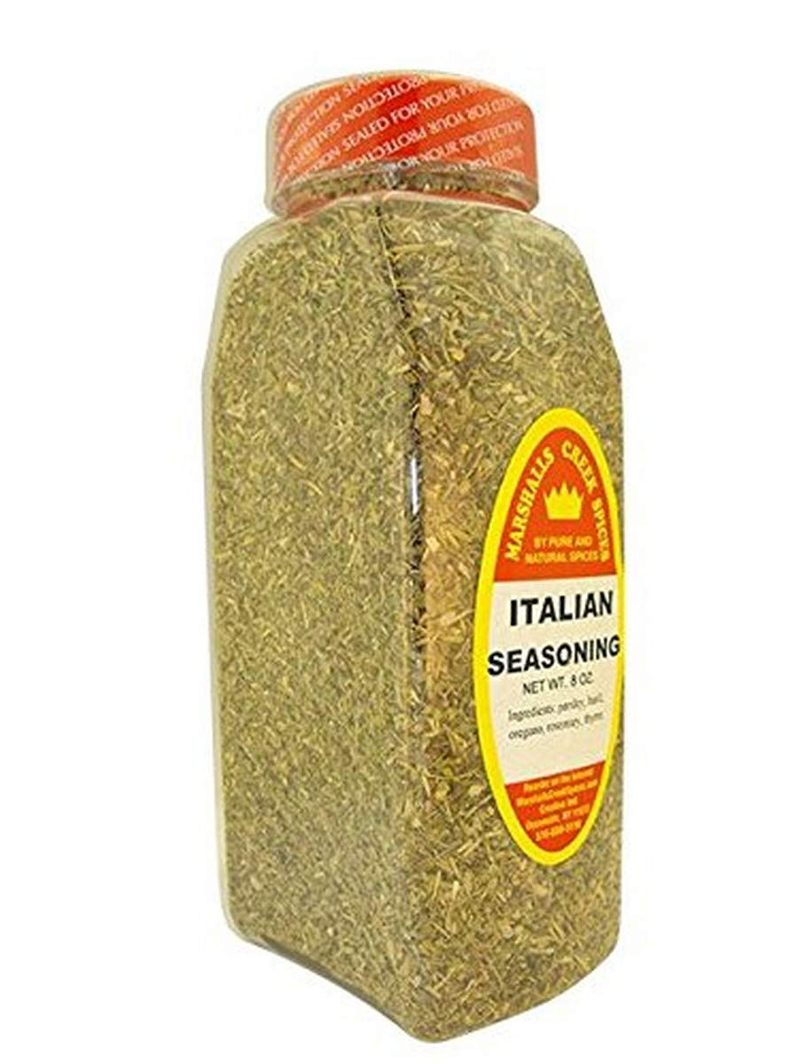 Marshall's Creek Some reservation Spices Marshalls Spice Co. XL Size Today's only Italia