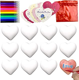 Class Party Valentines Coloring Class Set Valentines Party Favors Valentines Day Party Art Projects Gift Sets Wood Coloring Set