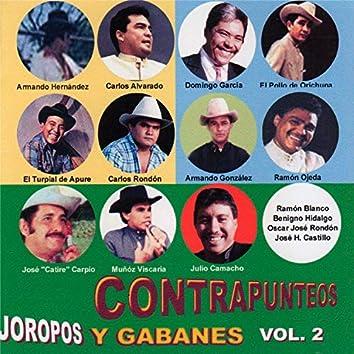 Contrapunteos, Joropos Y Gabanes (Vol. 2)