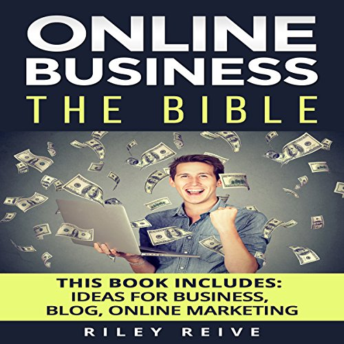 Online Business: The Bible audiobook cover art