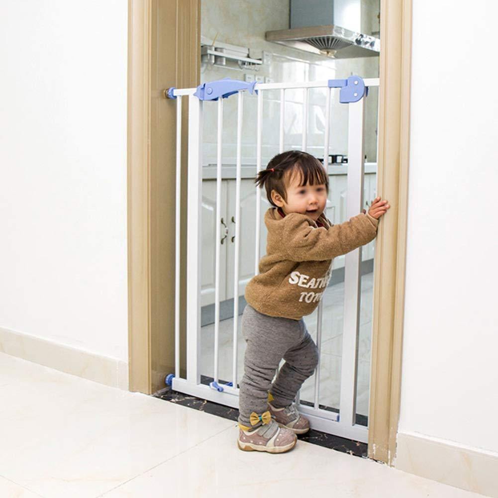 Puertas de bebé Puertas De Seguridad para Bebés Extra Altas De 120 Cm para Puerta De