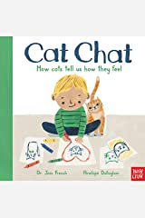 Cat Chat: How cats tell us how they feel Board book
