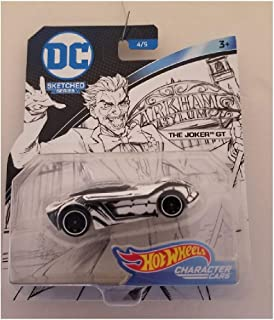 Hot Wheels DC Universe The Joker GT Toy Vehicle
