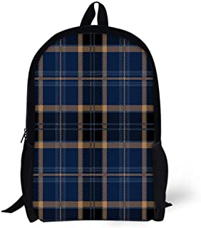 6fa8ab05f0fc Amazon.com: checkered - Kids' Backpacks / Backpacks: Clothing, Shoes ...