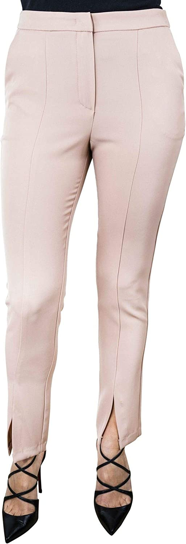 Dixie Women's P218L050PINK Pink Polyester Pants