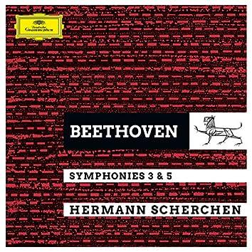 """Beethoven: Symphonies No. 3 """"Eroica"""" & No. 5"""
