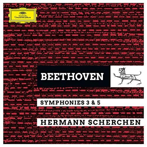 Vienna State Opera Orchestra, Royal Philharmonic Orchestra & Hermann Scherchen