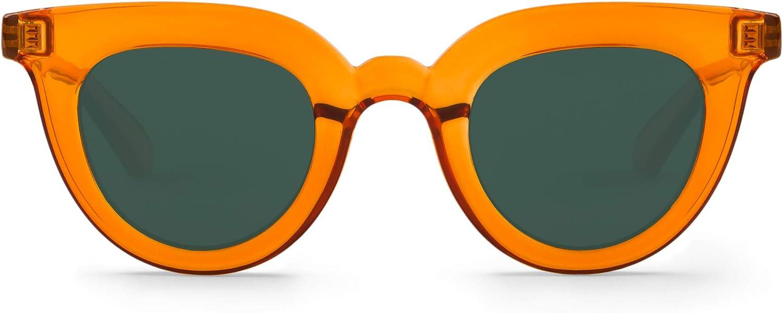 Mr. Boho | Hayes |  Lunettes de soleil pour femmes Orange (Santa Fe/Classic Lenses)