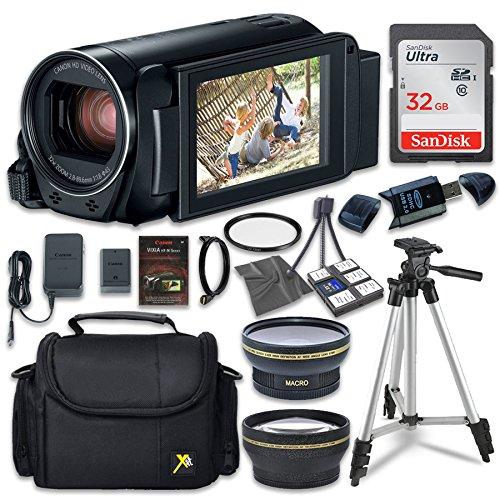 Canon VIXIA HF R800 Camcorder wi...