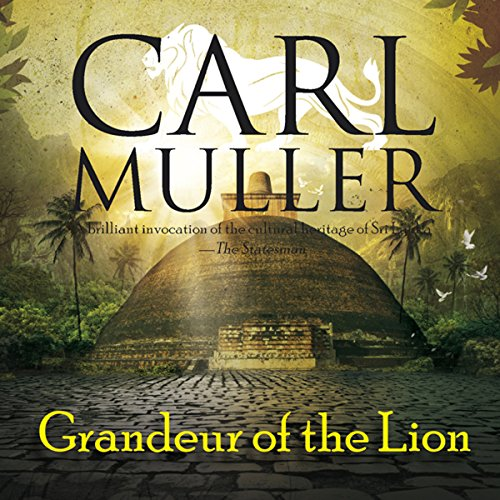 Grandeur of the Lion audiobook cover art
