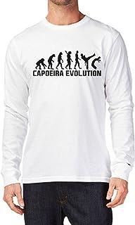 T-Shirtshock Body Neonato Bianco WTC1105 Capoeira 011c4