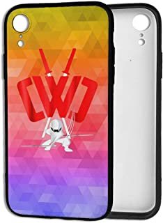Chad-Wild-Clay Phone Case for iPhone XR Non-Slip Phone Case