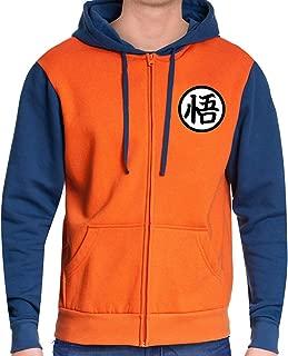 goku orange jacket