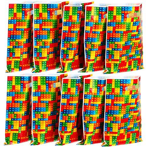 100 Pieces Building Blocks Treat...