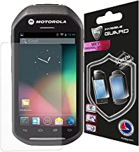 Motorola - Symbol MC40 / MC40N0 Handheld Mobile Computer Screen Protector 6 UNITS Invisible Guard Free Lifetime Replacement Warranty HD Clear Bubble -Free screen cover By IPG ®