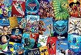 Ceaco 2000 Piece Disney / Pixar - Movie Posters Jigsaw Puzzle, Kids...