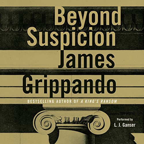 Beyond Suspicion audiobook cover art