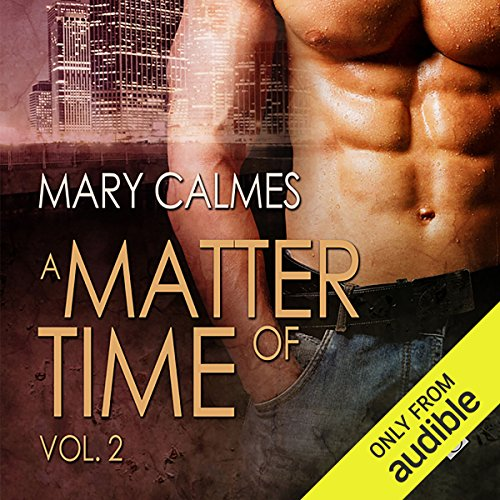 A Matter of Time, Volume 2 copertina