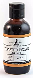 Miracle Mile Toasted Pecan Bitters 4 oz