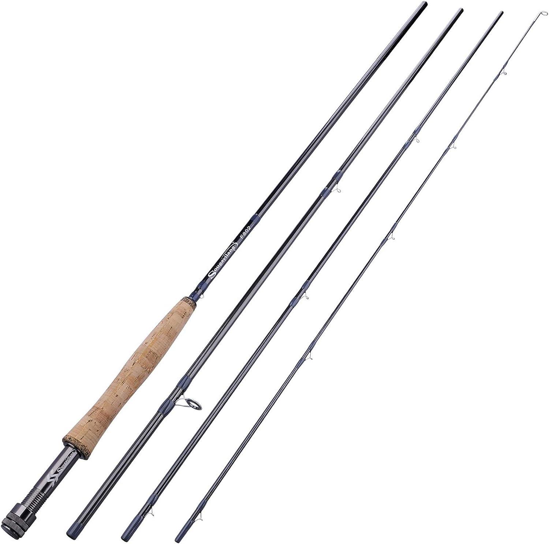 JIEPPTO 1pcs High Nippon regular agency online shop Performance Carbon Cor with Rods Fiber Fishing
