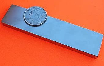 Super Strong Neodymium Magnet N45 4 x 1 x 1/4