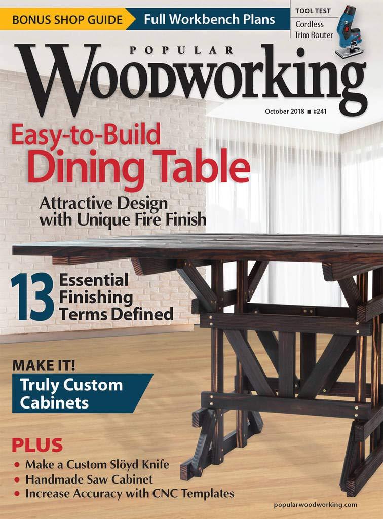 Popular Woodworking Print Magazine