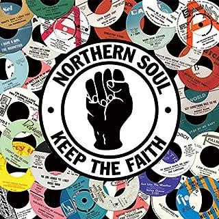 Northern Soul Album Cover Canvas Print, Multi Coloured, 40 x 40cm