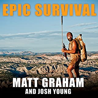 Epic Survival audiobook cover art