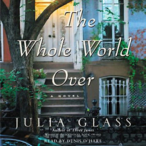 The Whole World Over audiobook cover art