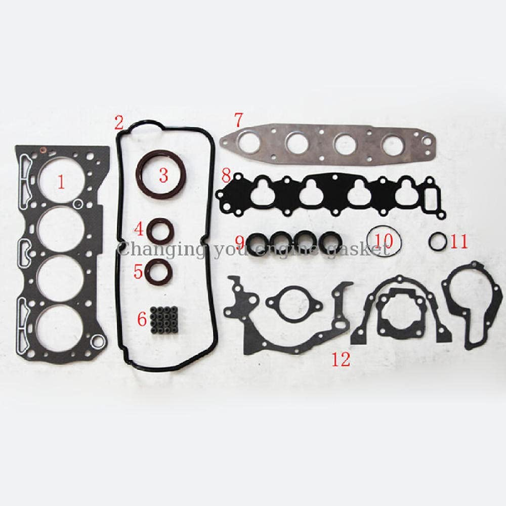 WJCRYPD LY8 Spring new work for Metro 16V 1 Set Automotive Parts Max 54% OFF Full 3L Engine