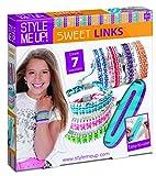 Style Me Up - Loisirs Créatifs, Pour Jouer Entre Copines en Créant et Tissants des Bijous Fantaisie Avec des Perles -...