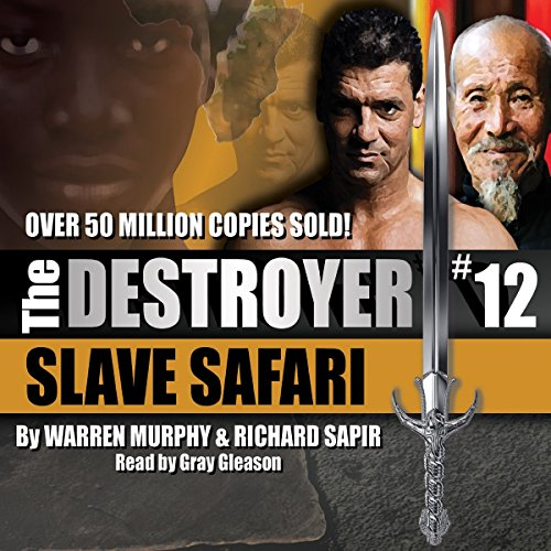 Slave Safari: The Destroyer audiobook cover art