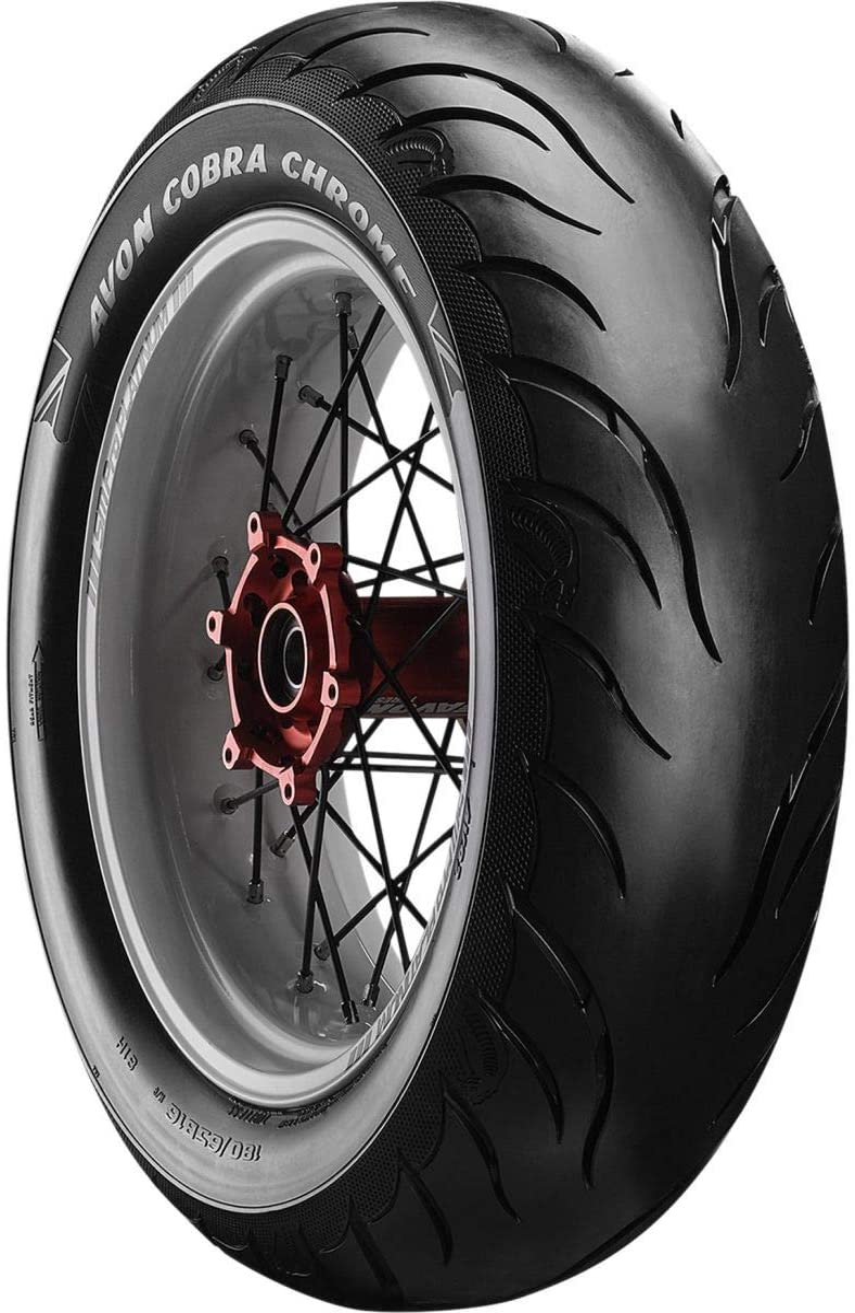 Max 90% OFF Avon AV72 Cobra Rear Motorcycle Tires 140 - 90HB-16 New arrival 90000001386